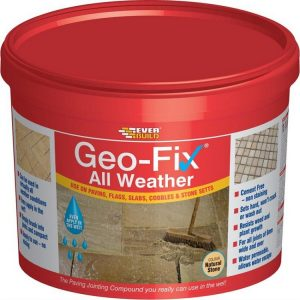 Geo-Fix All Weather Jointing Compound