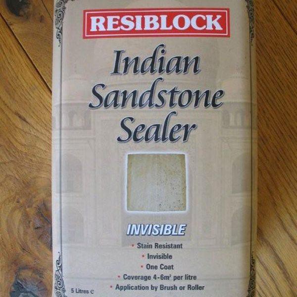 Resiblock Indian Sandstone Sealer
