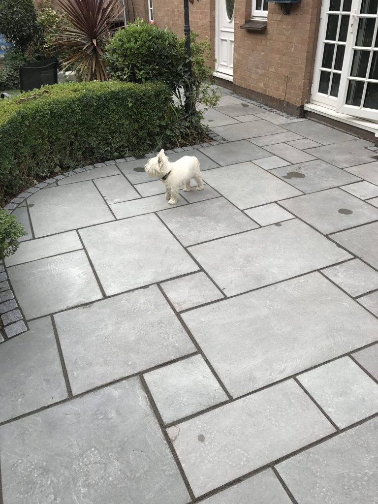 Grey Limestone 4 Size 20m2 Project Pack Paving Traders
