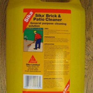 Sika Brick & Patio Cleaner