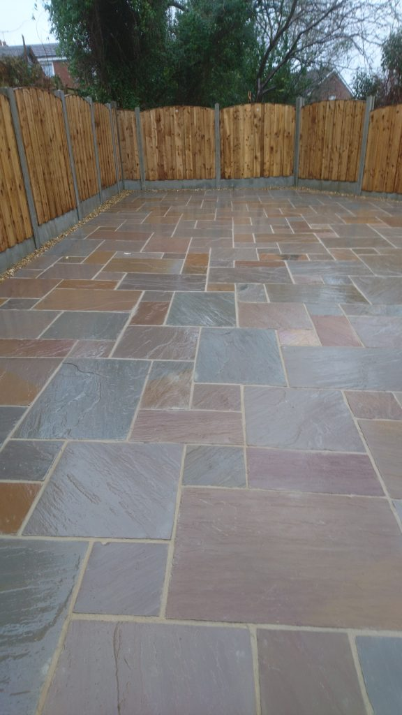 Autumn Brown 4 Size 20m2 Project Pack Paving Traders