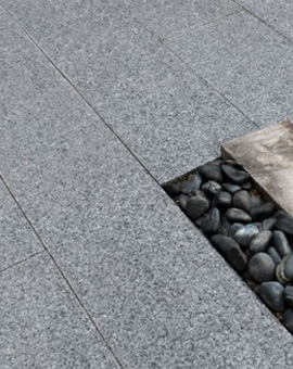 Granite Paving... (Flamed Surface)