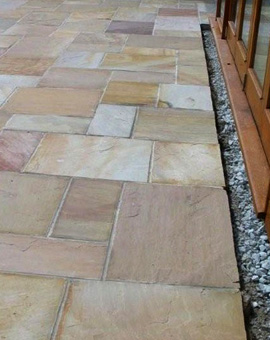 Indian Stone... (Patio Grade)