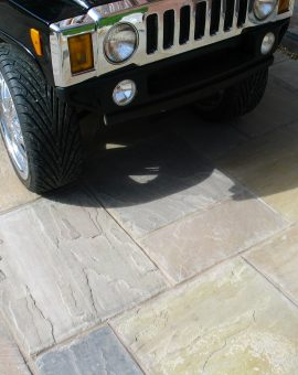 Indian Stone... (Driveway Grade)