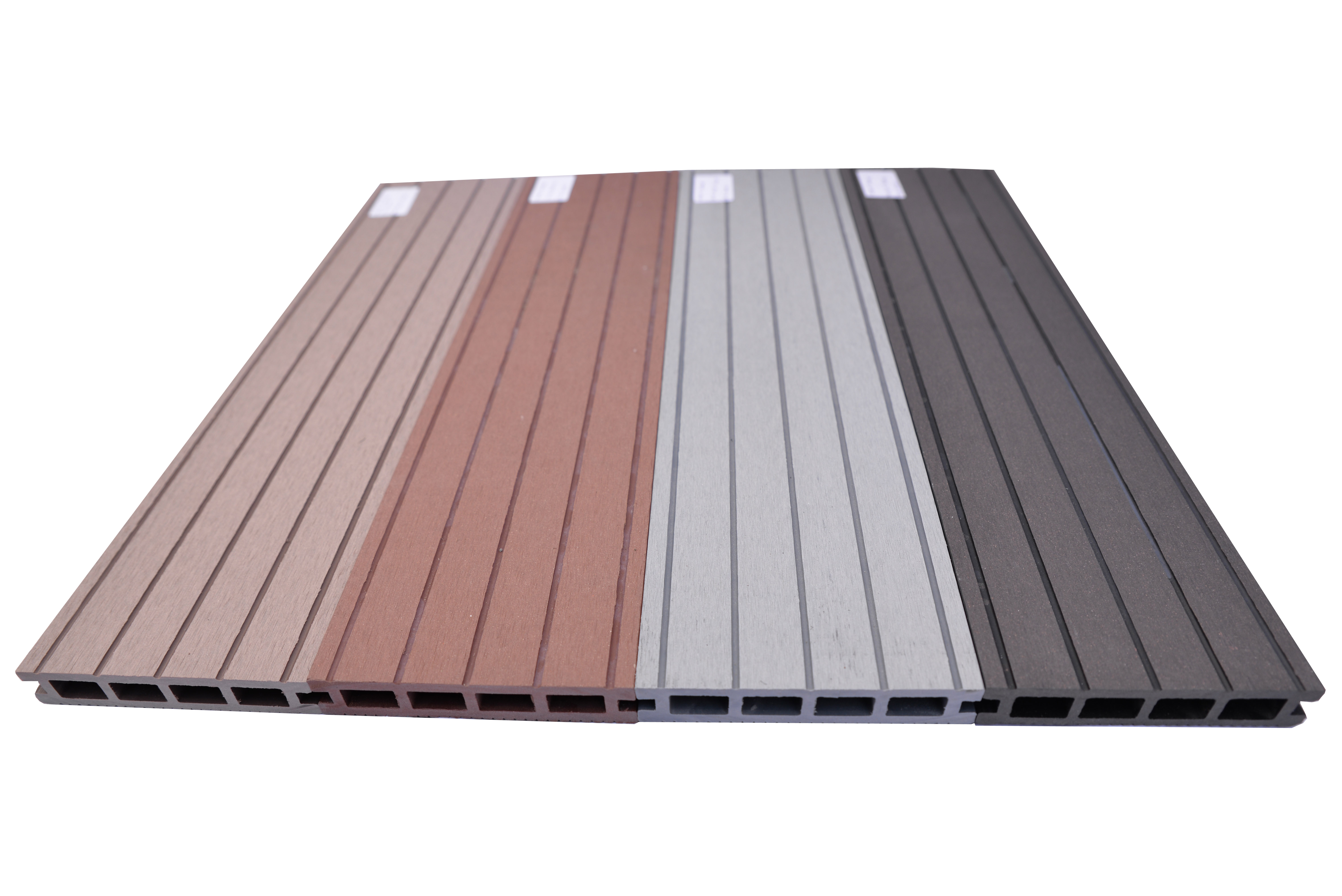 Brown composite decking and fencing paving traders for Composite decking reviews