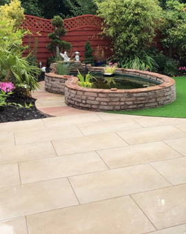 RECTANGULAR Porcelain Paving (900mm x 600mm)